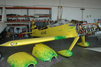 N357WC @ KMIT - Shafter Airshow 2008
