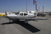 N624BB @ KMIT - Shafter Airshow 2008