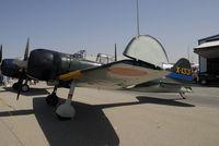 N712Z @ KMIT - Shafter Airshow 2008