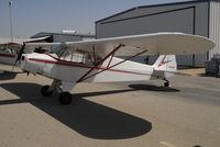 N4811P @ KMIT - Shafter Airshow 2008