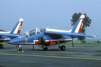 E63 @ EBFN - Patrouille de France aircraft