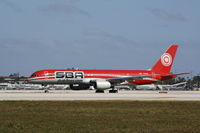 YV2242 @ KMIA - Boeing 757-200