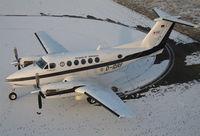 D-IDRF @ EDTF - Beech Super King Air 200 - by J. Thoma