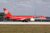 YV2243 @ KMIA - Boeing 757-200