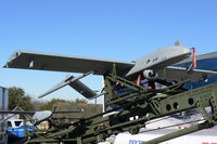 245 - US Army RQ-7B Shadow UAV - At the 2009 Armed Forces Bowl display area, Ft. Worth, Texas