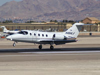 N464LX @ KLAS - Flight Options LLC - Richmond Heights, Ohio / Raytheon Aircraft Company 400A