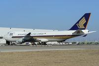 9V-SFP @ DFW - Singapore Airlines Cargo at DFW