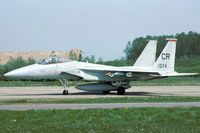 77-0074 @ EHLW - Flew some missions from Leeuwarden. - by Joop de Groot