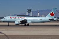 C-FDSN @ KLAS - Air Canada / 1990 Airbus A320-211