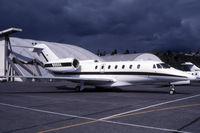 N712VP @ KBFI - KBFI (Seven airframes have carried N966H this Slicer is now registered N712VP as posted)