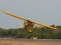 N1554N @ N81 - Flying at N81 - by JOE OSCIAK