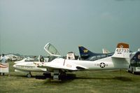 54-2733 @ RDG - This Tweetybird was on static display at the 1977 Reading Airshow in Pennsylvania. - by Peter Nicholson