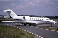 N712JC @ LFPB - LFPB Paris Le Bourget (Currently registered PR-LAT)