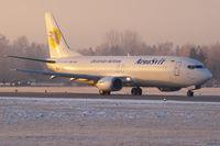 UR-VVJ @ LOWS - AeroSvit - by Andreas