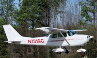 N7319G @ 5NC3 - Departing runway 13 - by John W. Thomas