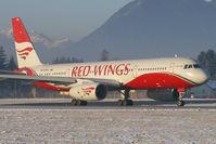 RA-64043 @ SZG - Redwings Tupolev 204 - by Thomas Ramgraber-VAP