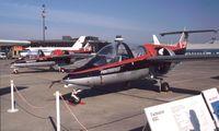D-EATP @ EDDV - RFB Fantrainer 400 at the Internationale Luftfahrtaustellung ILA, Hannover 1988