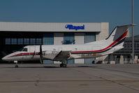 EC-HFK @ AGP - Embraer 120