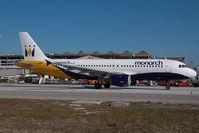 G-MPCD @ AGP - Monarch Airbus A320