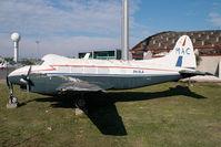 N9888A @ AGP - Martinair Dove marked as PH-VLA