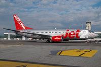 G-CELC @ AGP - Jet2 Boeing 737-300