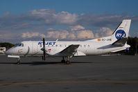 EC-JHE @ AGP - Ryjet Saab 340