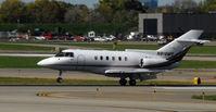 N818MV @ KMSP - Landing Runway 22 at MSP, in happier times.