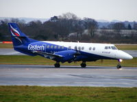 G-MAJV @ EGCC - Eastern Airways - by chris hall