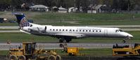 N13133 @ KMSP - Landing Runway 12L at MSP