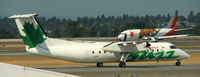 C-GABP @ KSEA - Taxi for departure