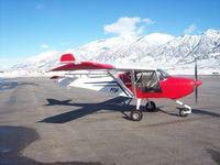 N730WH - Brigham City Utah Airport - by Daryl Hansen