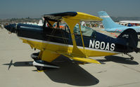 N80AS @ KCMA - Camarillo Airshow 2006
