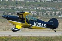 N80AS @ KCMA - Camarillo Airshow 2006