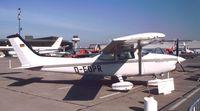 D-EOPR @ EDDV - Cessna 182Q Skylane with Porsche PFM 3200 Engine at the ILA 1988, Hannover