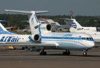 RA-42437 @ UUWW - Gazpromavia