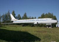 CCCP-42507 @ UUWW - Aeroflot Tu-104