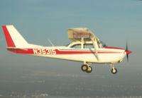 N35315 @ KHWV - Taken over Long Island, New York - by Dubester