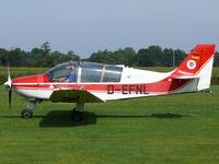 D-EFNL @ EBZH - Robin Dr400/180R D-EFNL Albatros Zweefvliegclub - by Alex Smit