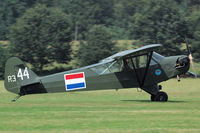 PH-LIK @ EBDT - Showing the colours of 5 ARVA, as used in the Dutch East Indies.
