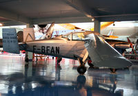 F-BFAN @ LFPB - Preserved inside Le Bourget Museum - by Shunn311