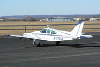 N77KA @ MWL - At Mineral Wells Airport