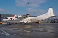 EW-269TI @ VIE - Rubystar Antonov 12 - by Yakfreak - VAP