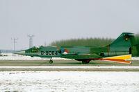 D-8084 @ EHLW - Target tow flight for the F-16 force. - by Joop de Groot