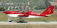 N701GB @ KCMA - Camarillo airshow 2007 - by Todd Royer