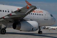 G-TTOG @ VIE - Easyjet Airbus 320