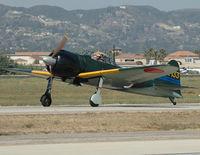 N712Z @ KCMA - Camarillo airshow 2007