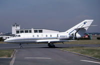 N600CD @ LFPB - LFPB (Seen here as N30FT currently a DA50EX the DA20 is now registered N600CD as posted)