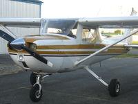 C-FOEA @ CYXX - Cessna 150M. - by Brian Appaswamy