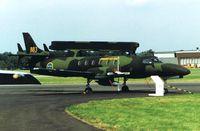 88003 @ EGLF - Fairchild Swearingen Metro III Tp88 Swedish Air Force - by moxy