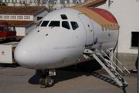 EC-CGO @ AGP - Iberia DC9-32